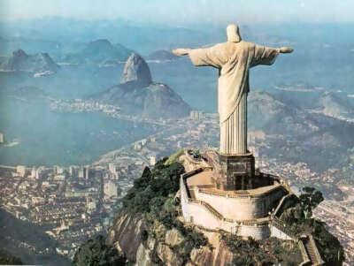 Поехать в Бразилию