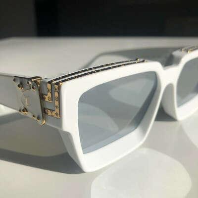 Очки louis vuitton millionaire sunglasses (белые)