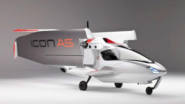 ICON Aircraft ICON 100 Photo Gallery