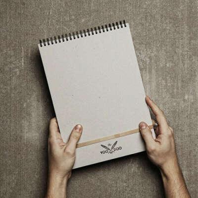 Red Line Sketchbook
