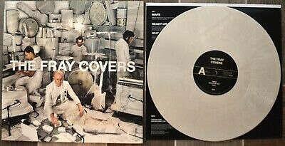 The Fray - Covers Vinyl LP White, OOP yeah yeah yeahs    eBay