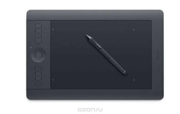 Wacom Intuos Pro M графический планшет