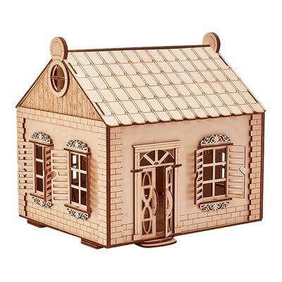 Wood Trick Деревенский домик