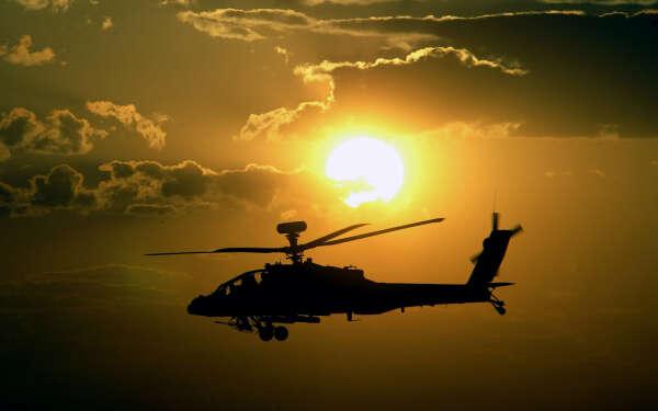 Получить права на вождение вертолета
