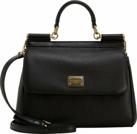 Dolce & Gabbana Miss Sicily Bag Black