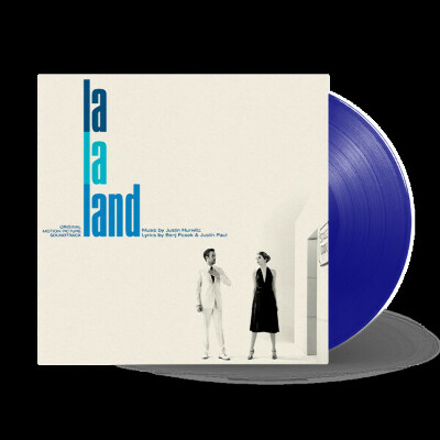 JUSTIN / OST HURWITZ- LA LA LAND - (Vinyl, Record)