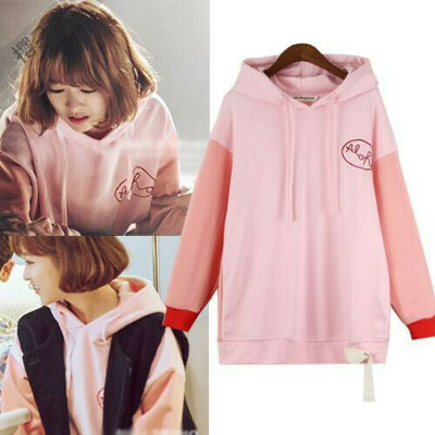 K-DRAMA STRONG WOMAN PARK BO-YOUNG HOODIE SWEATER