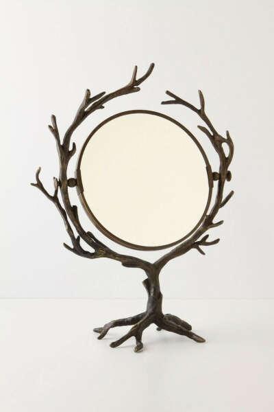 зеркало колдуньи