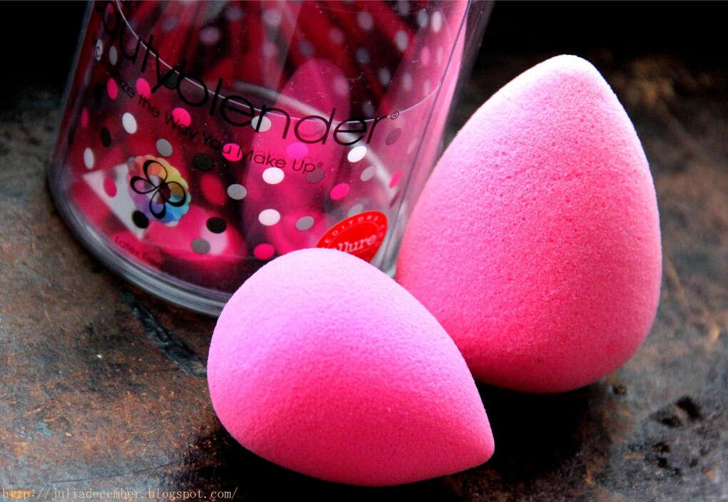 Спонж для макияжа розовый РИВ ГОШ