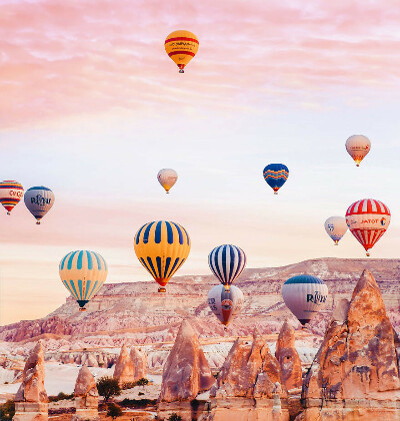 Cappadocia Hot Air Balloon Festival