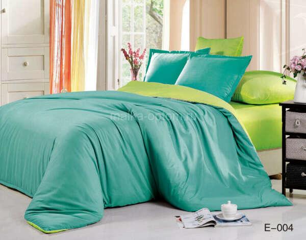 Бирюзовое постельное белье