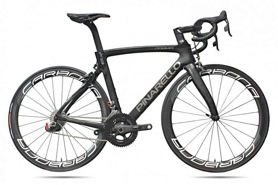 Шоссейный велосипед Pinarello Dogma F8 SRAM Red eTAP Tufo Carbona