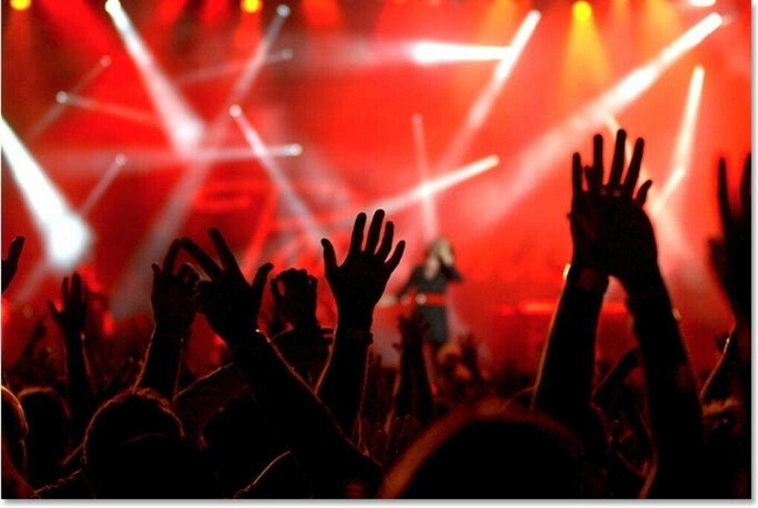 Выступить на большой сцене со своим концертом