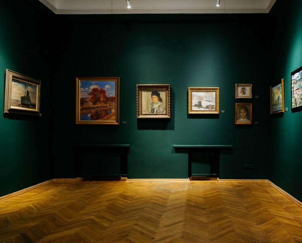 Сходить в Одесский музей современного искусства