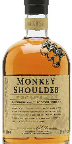 Виски Monkey Shoulder