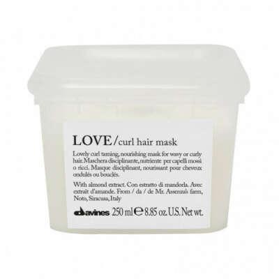 Davines Love: Маска для усиления завитка (Love Curl Mask), 250 мл