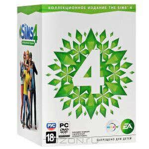 The Sims 4 Коллекционное издание