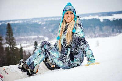 горнолыжный костюм
