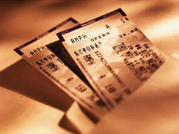 Билеты на балет, экскурсию, в театр или кино в Киеве