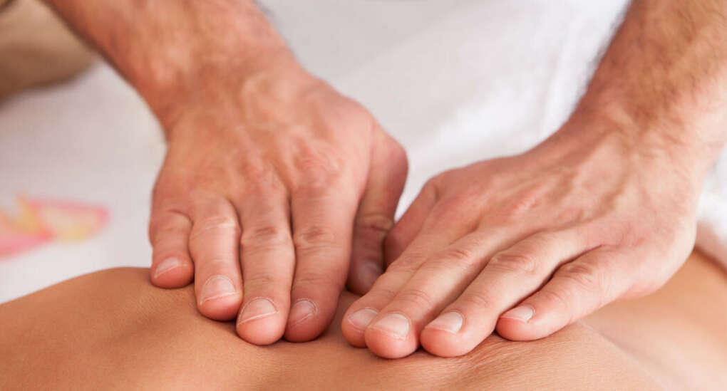 Сертификат на массаж спины