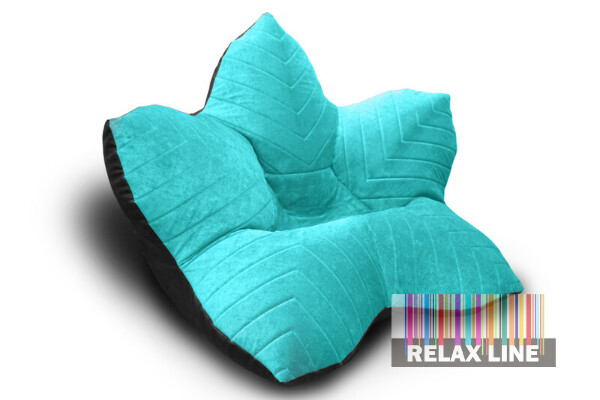 "Бескаркасное кресло  ""Релакс"" REL/VEL 41-12/lux"
