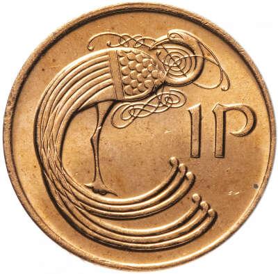 Ирландские монеты