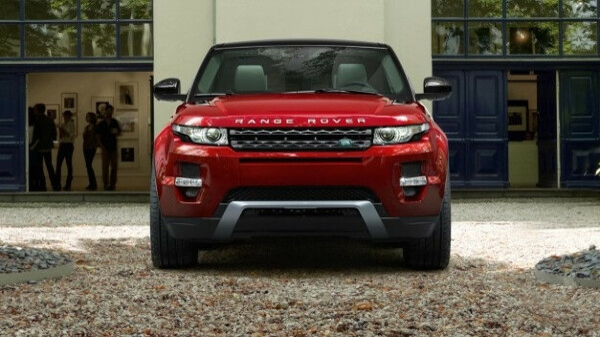 Range Rover Evoque   Land Rover
