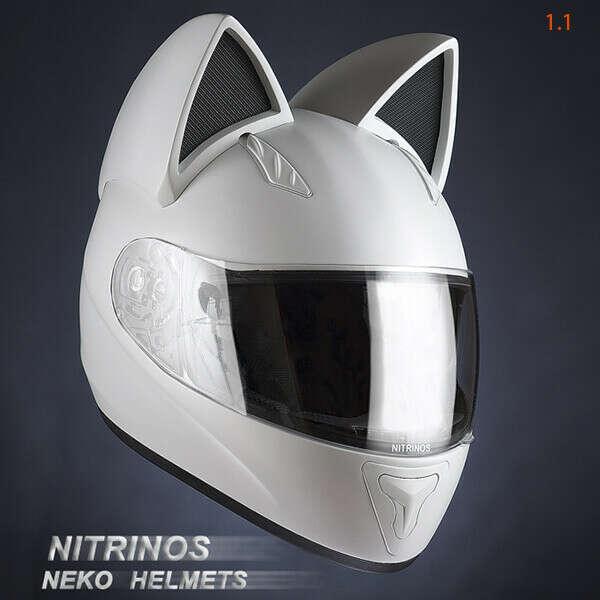 Шлем Nitrinos