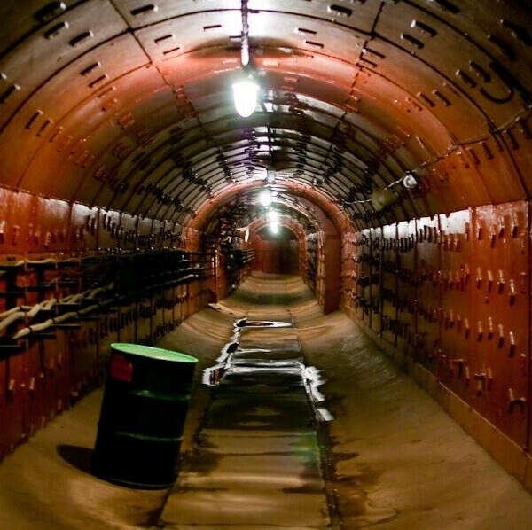 Экскурсия в Бункер - 42 на Таганке