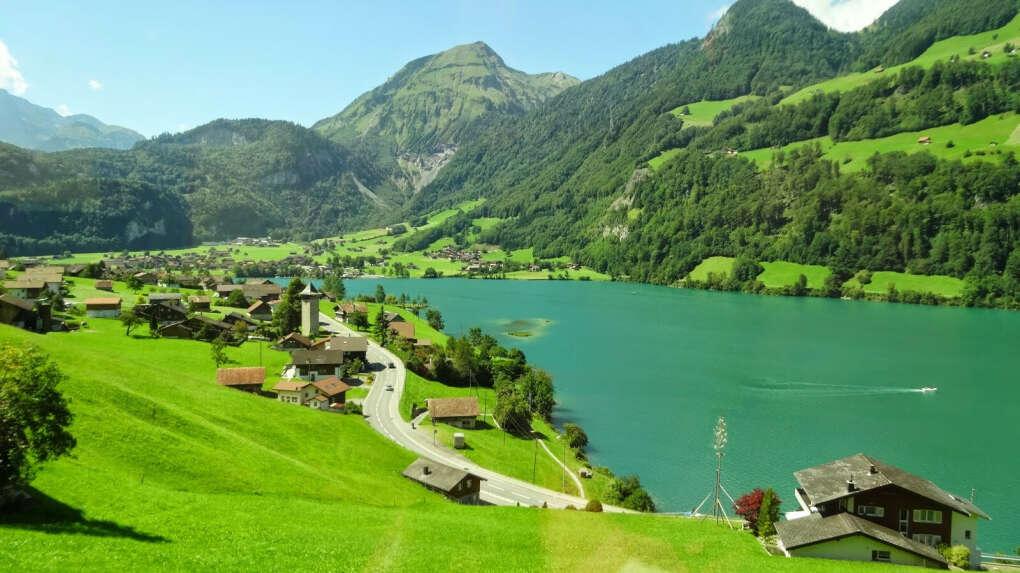 Побывать в Lungern, Switzerland
