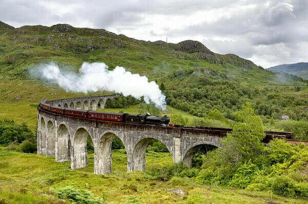 По местам съемок фильмов о Гарри Поттере в Великобритании