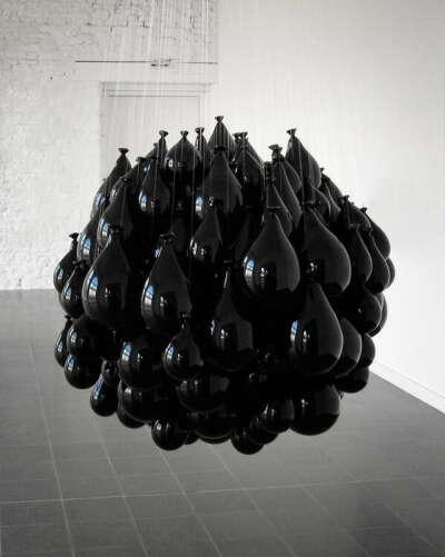 Чёрные шарики <3