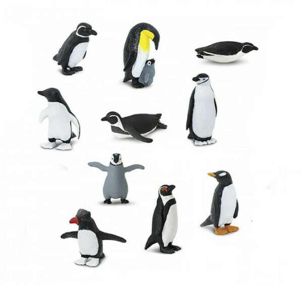 Все товары > Набор фигурок Пингвины купить в интернет-магазине