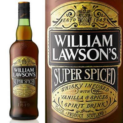 Виски William Lawson's Super Spiced