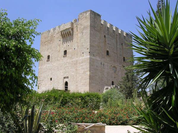 Посетить Лимассольский замок