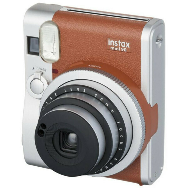 Фотоаппарат мгновенной печати fujifilm instax 90 brown