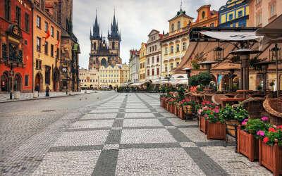 Побывать в Чехии (Прага)