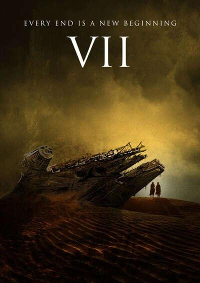 Сходить в кино на Звёздные войны VII в IMAX