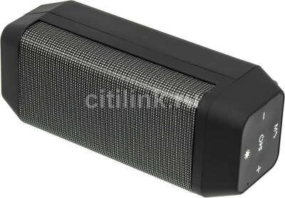 Портативная колонка GINZZU GM-899B,  6Вт, черный