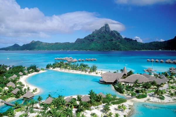 Хочу на Бора-Бора, Французская Полинезия