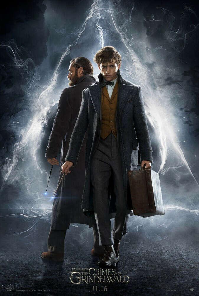 «Фантастические твари: Преступления Грин-де-Вальда» (Fantastic Beasts: The Crimes of Grindelwald, 2018)