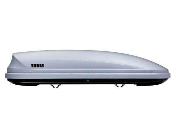 Бокс Thule Pacific 780 420л, 196х78х45 см, серебристо-серый, 2-х сторонний, 631812