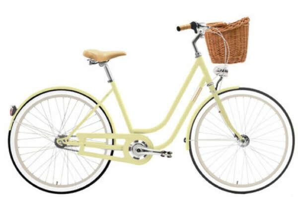 Лимонный велосипед Creme «Molly» для девушек