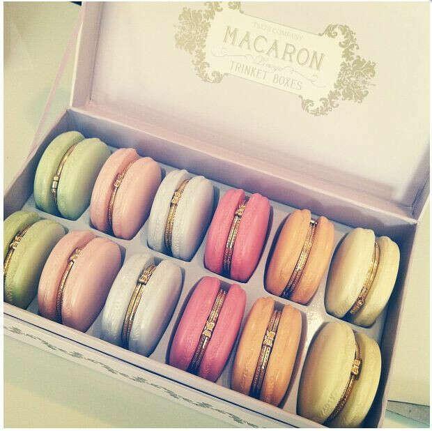 Шкатулка Macaron