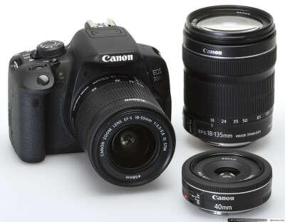 Зеркальная камера Canon EOS-700D 18-135 IS STM | Зеркальные фотоаппараты | Фото и видеокамеры | Каталог | DNS сеть супермаркетов цифровой и бытовой техники