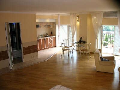 Снимать однокомнатную квартиру :)