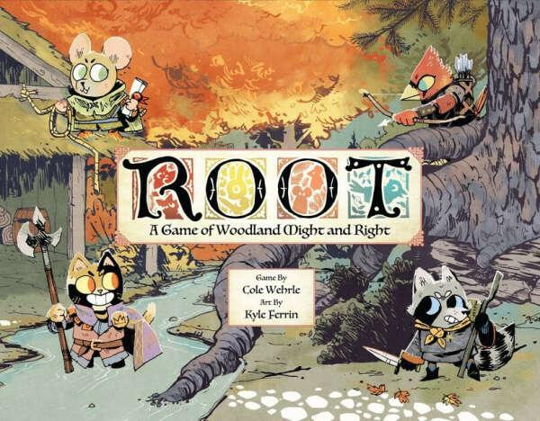 Root настолка