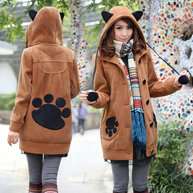 Милое пальто