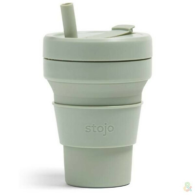 Складной стакан Stojo Sage 473 мл