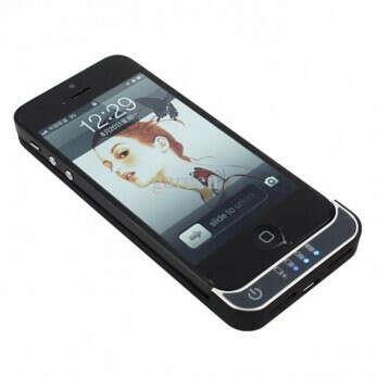 Чехол с аккумулятором для IPhone 5